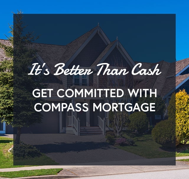 It's Better Than Cash. Get Committed.