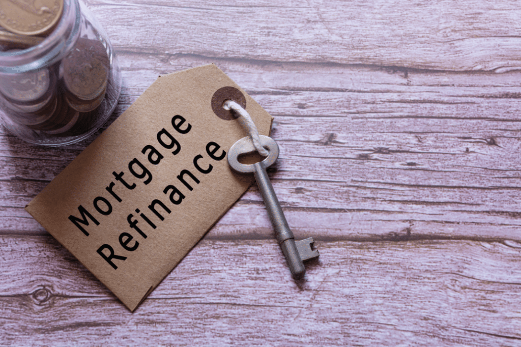 Home refinancing with a mortgage company in Normal, Illinois